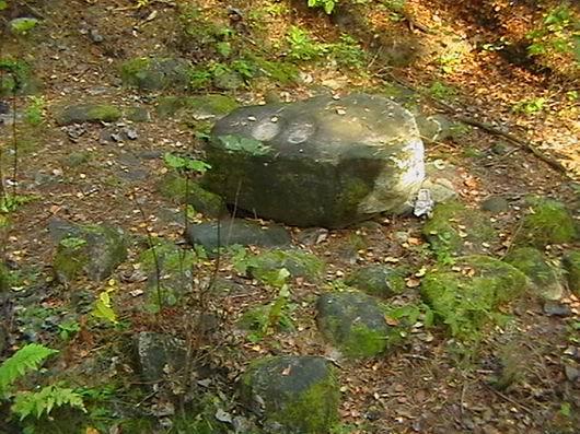 Камни и валуны Беларуси