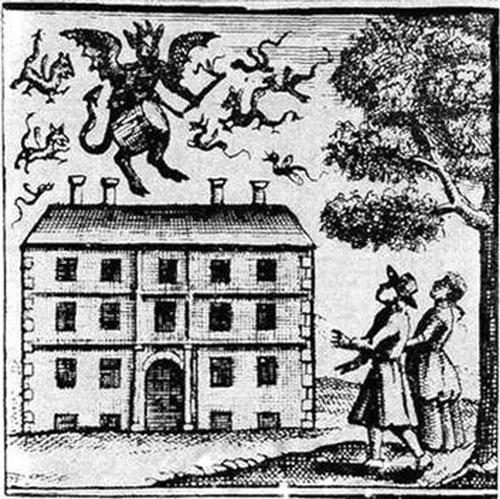 «Куриная печать» зла или некоторые демонологические аспекты полтергейста